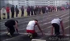 Athletic fail