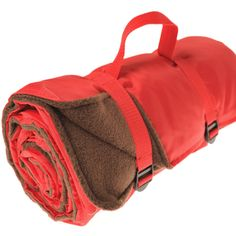 washable waterproof fleece picnic blanket in lots of colour ways.  Gorgeous