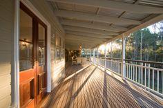 Verandah Love – The House that A-M Built