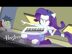 "MLP: Equestria Girls - Rainbow Rocks EXCLUSIVE Short - ""Player Piano"" - YouTube"