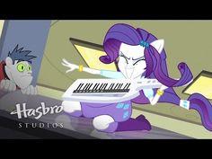 "MLP: Equestria Girls - Rainbow Rocks EXCLUSIVE Short - ""Player Piano"" (+..."