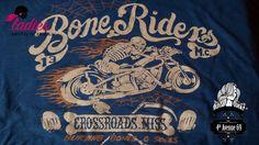 MOTO ESCUELA PARA MUJERES BY 4TH AVENUE te da unas sugerencias de que regalarle a tu pareja biker en este 14 de febrero puedes regalarle Playeras de un show anual o evento pueden ser también apreciadas por los motociclistas. #4thavenue69 #ladiesmotoschool