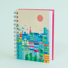 "Cuaderno ""EmotionalWorld"""