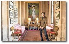 Blenheim Palace- The Telegraph Henrietta Spencer-Churchill, Georgian Style, Georgian Houses, Regency Furniture, English Style, English Decorating, Georgian Furniture