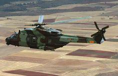 """Helicóptero NH-90 """"Caimán"""" FAMET - Spain"""