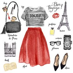Becoming a Parisian: How to Dress & Pack for Paris | WORLD OF WANDERLUSTWORLD OF WANDERLUST