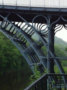 Iron bridge Telford