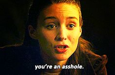 You're an asshole.