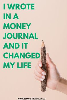 Journaling about money changed my life for the better! I learned different ways to make more money, save money and learn how to maximize frugality. Check out this post to read my story and find out how you can start an experiment like this. Earn More Money, Earn Money Online, Ways To Save Money, How To Make Money, Best Budgeting Tools, Budgeting Finances, Money Change, Investing For Retirement, Managing Your Money