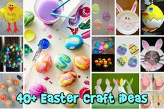 40+ Easter craft ideas