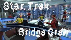 Virtual Reality Trailers   Star Trek Bridge Crew - YouTube