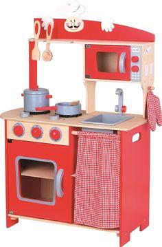 Holz Kinder Küche Set