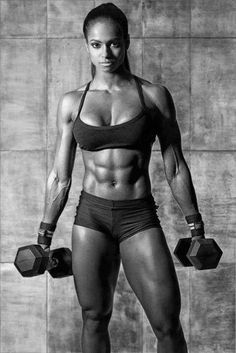 Think, that Black female fitness body women that would