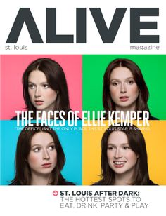ALIVE Magazine May 2011  The Nightlife Issue