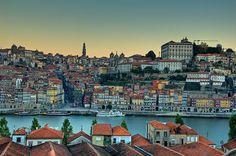 Cidade do Porto, Portugal - Foto de João Paulo Andrade, que fotografa sua cidade