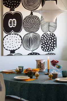 Pääsiäinen, keittiö, aamupala. Easter, kitchen, breakfast. Home Decor, Homemade Home Decor, Interior Design, Home Interiors, Decoration Home, Home Decoration, Home Improvement