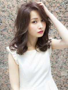 【銀座 シェルハ西本】 大人可愛いふんわり小顔デジタルパーマ - 24時間いつでもWEB予約OK!ヘアスタイル10万点以上掲載!お気に入りの髪型、人気のヘアスタイルを探すならKirei Style[キレイスタイル]で。