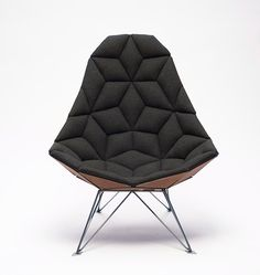 Tiles - Chair by Jonas Søndergaard Nielsen