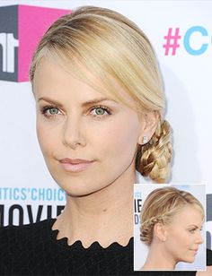 Top 10 Braided Updos - Daily Makeover