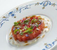 Tatar z pomidora - Przepisy - Magda Gessler - Smaki Życia