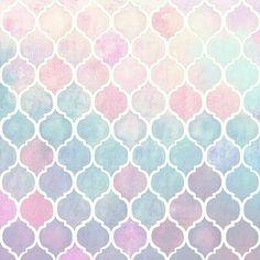 Pastel colours - Wallpaper