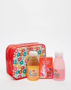 Kellogg's Fruit Loops Extra Frooty Wash Bag & Body Kit