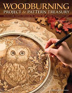 Free Wood-Burning Patterns | Woodburning Project & Pattern Treasury