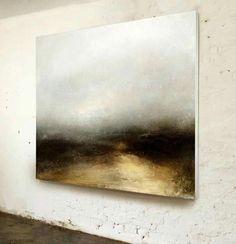 Shabby Chic Original Painting Abstract Acrylic Art Titled: White Sands 6 by Ora Birenbaum Landscape Art, Landscape Paintings, Art Paintings, Acrylic Paintings, Landscapes, Indian Paintings, Modern Art, Contemporary Art, Pics Art