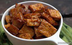Braised Pork with Baby Tofu (Thịt Kho Đậu Hũ Non)