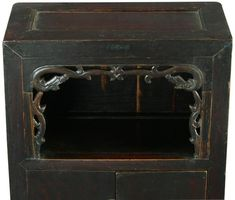 Symbolism and Chinese Antique Furniture - Letters from EuroLux Antique Chinese Furniture, Oriental Furniture, Chinese Cabinet, Chinese Mythology, Antique Cabinets, Decorative Trim, Chinese Dragon, Chinese Antiques, Chinese Culture