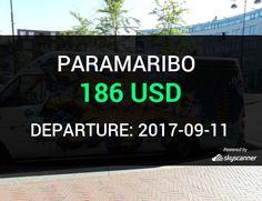 Flight from Miami to Paramaribo by Surinam Airways #travel #ticket #flight #deals   BOOK NOW >>>
