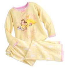 Belle Sleep Set for Girls | Disney Store