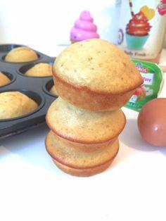 Muffin à la compote