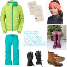 Snow Outfit Fashion