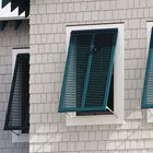 Shutters from Walpole Outdoors Walpole Outdoors, Bahama Shutters, Skyscraper, Multi Story Building, Exterior, Skyscrapers, Outdoor Rooms