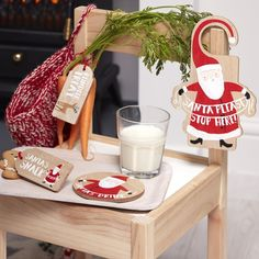 Check out new Quirky Gifts now online: Wooden Santas Com... See it out here! http://www.feelingquirky.co.uk/products/wooden-santas-coming-christmas-eve-kit?utm_campaign=social_autopilot&utm_source=pin&utm_medium=pin