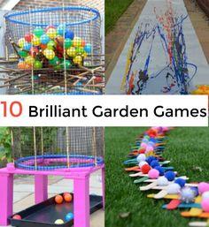 brilliant garden gam