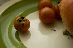 Tim Burton's tomato by alberto^_^, via Flickr: sometime... something appears and smiles to us.