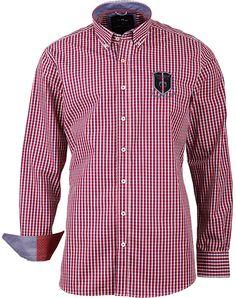Modernes #Herrenhemd mit edlen Details. . . . . . der Blog für den Gentleman - www.thegentlemanclub.de/blog
