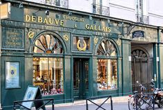 The (5) best chocolate shops in Paris France : The Good Life France