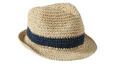Las Teje y Maneje: RAFFIA CROCHET HATS FOR SUMMER
