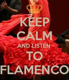 Listen to Flamenco...