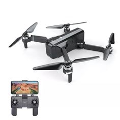 Buy SJRC GPS Wifi FPV With Camera Flight Time Brushless Foldable Arm Selfie RC Drone Quadcopter at www. 45 days money back guarantee. Sierra Leone, Hd Camera, Selfies, Wifi, 1080p, Drone Quadcopter, Hobbies, Design, Concept