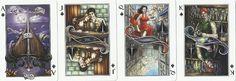 La Atalaya Nocturna: Galería de la Crónica del asesino de reyes (VII)