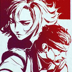 Some of my previous MGS series fan arts! This Meryl is actually a first one ever! https://www.patreon.com/posts/mgs-fanarts-p1-6931057