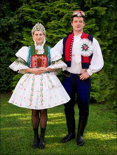 Nivnice village, Slovácko region, Moravia/Eastern Czechia.