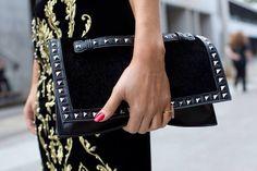 black style...