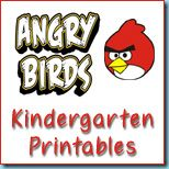 Kindergarten w/Krash ~ RRSK/Kk, YCR/Unit 17, Angry Birds - 1+1+1=1