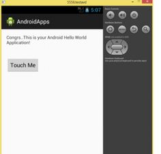 <p>In this tutorial, we do twotasks 1. Configure an android project in Eclipse 2. Develop and run an android hello world example Android applications can be developed with the following IDE 1. Eclipse ADT 2. Android Studio 3. Existing IDE with ADT Let us see how to develop android applications …</p>