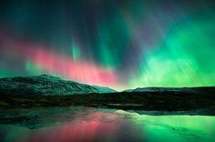 Aurora (Norway)! Especially the northern lights!